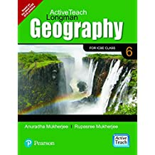ActiveTeach: Geography 4E - for ICSE Class 6 By Pearson