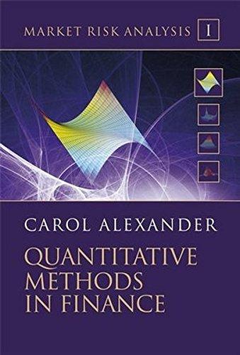 Market Risk Analysis: Quantitative Methods in Finance: Quantitative Methods in Finance v. 1 (Wiley Finance Series)