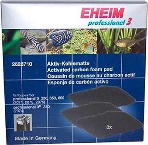 Activated Carbon Foam Pad 2071/2073/2075 3pk