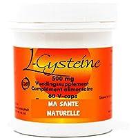 L-Cisteína 500 mg (+ vitamina C, vitamina B6, L-metionina