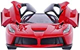 #2: MW toyz Remote Control Ferrari R/C Car With Openable Doors And Rechargable Batteries For Kids (Red)