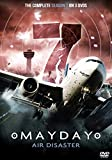 Mayday Air Disaster Complete series 7 (2 DVD set As seen on National Geographic Channel as Air Crash Investigation) [Reino Unido]