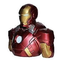 - Buste Tirelire Marvel Iron Man - Matière PVC - Taille 22cm
