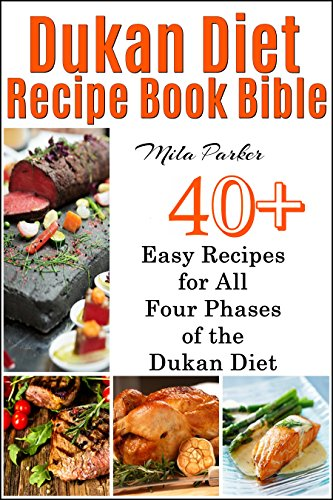 Dukan diet recipe book bible 40 easy recipes for all four phases of dukan diet recipe book bible 40 easy recipes for all four phases of the forumfinder Choice Image