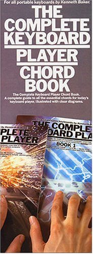 The Complete Keyboard Player: Chord Book: For All Portable Keyboards por Kenneth Baker