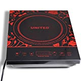 United Radiant Cooktop 2000w (All Utensils Use able) Infrared Cooktop Free Home Service