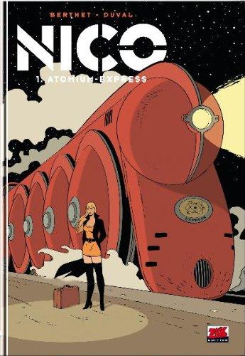 Nico Band 1: Atomium Express