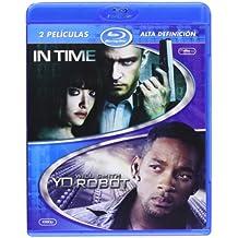 Pack: In Time + Yo Robot [Blu-ray]