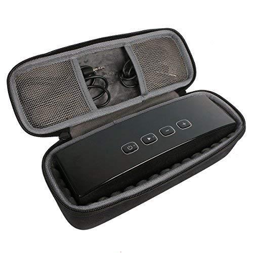Hart case Tasche für Anker Premium Stereo Bluetooth 4.0 Lautsprecher Speaker von co2CREA(Speaker case) Bluetooth Metal Cover