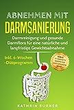 Abnehmen mit Darmsanierung – Darmreinigung und gesunde Darmflora für eine natürliche und langfristige Gewichtsabnahme | Inkl. 6-Wochen-Diätprogramm: 15 herzhafte Rezepte für den gesunden Darm