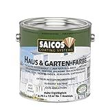 0,75 Liter Saicos Haus und Garten Farbe 2001 Weiß