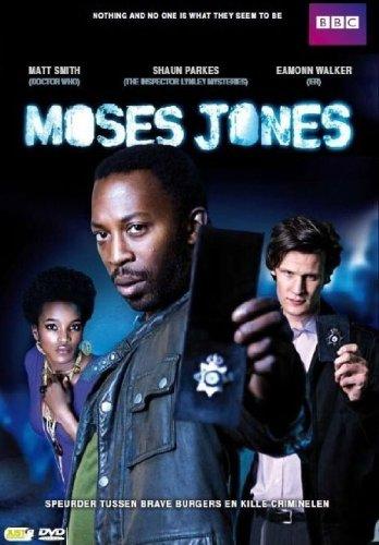 Moses Jones [ NON-USA FORMAT, PAL, Reg.0 Import - Netherlands ]