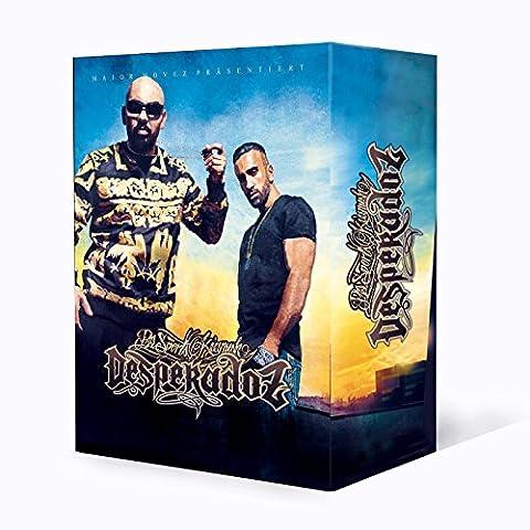 Desperadoz - LTD. Boxset (T-Shirt Gr. L, CD, Instrumental CD, DVD, Doppelposter und Dogchain)
