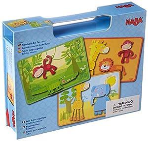 HABA 303387 - Juego de Tablero (Boy/Girl, 3 yr(s), Cardboard,, 235 mm, 155 mm)