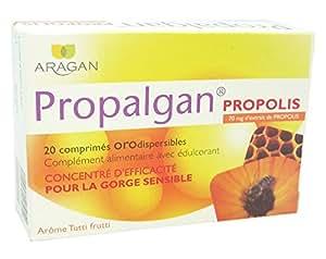 Aragan - Propalgan 70 Mg Adulte - 20 Cp Orodispersible [Health and Beauty]