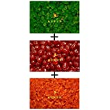 Leeve Dry Fruits Combo Pack Of 3 In 1 Cherry Tutti Frutti - 200 Grams