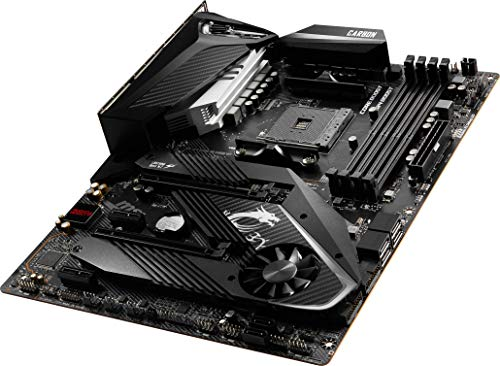 MSI MPG X570 GAMING PRO CARBON WIFI ATX AM4 Motherboard (MPG X570