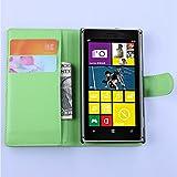 NEKOYA Custodia Microsoft Lumia 925,Cover Microsoft Lumia 925, Custodia Microsoft Lumia 925 Portafoglio con Interno TPU Antiurto, Supporto Stand, Wallet Case per Nokia Lumia 925,con Magnetico Snap