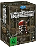 Pirates of the Caribbean - Die Piraten-Quadrologie  (5 Blu-rays) [Blu-ray] -