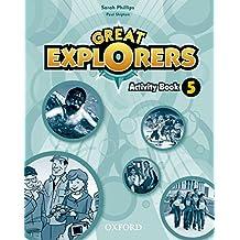 Great Explorers 5: Activity Book - 9780194507783