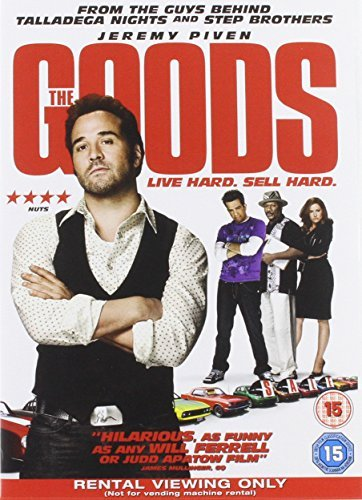 The Goods: Live Hard! Sell Hard! [UK Import]