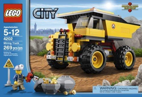 LEGO City 4202 Mining Truck by LEGO Mining Truck