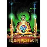 Iron Maiden - Bandera con diseño del disco «Seventh Son of a Seventh Son»