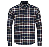 Barbour Castlebay Karo Hemd Gr. Small, Blau - Navy Check