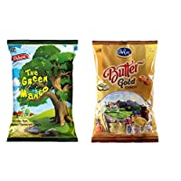 Oshon Green Mango & Butter Gold Pouch Combo (Pack of 2)