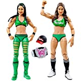 WWE Wrestling Series 38 Nikki & Brie Bella Twins 6 Action Figure 2-Pack by Wrestling