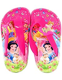 TeeniTiny House Slippers & Flip-Flops For Kids Boys & Girls (18 Months Old To 3.5 Years Old)