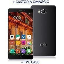 Smartphone Elephone P9000 Lite 4G Negro