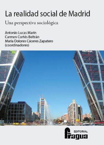 La realidad social de Madrid por Antonio Lucas Marín