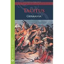 Germania (Lateinische Klassiker - Einsprachig)