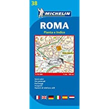 Plan Michelin Rome
