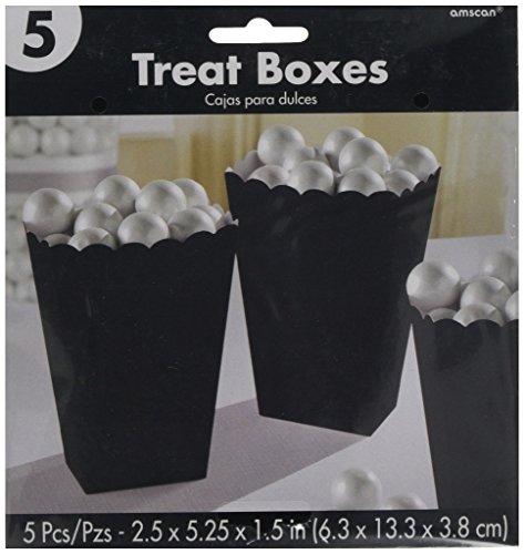 e Papier Popcorn Boxen ()