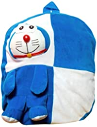 Pratham Enterprises White & Blue DORDO Soft Toy Bag