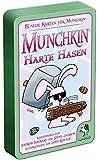 Pegasus Spiele 17169G - Munchkin Booster - Harte Hasen