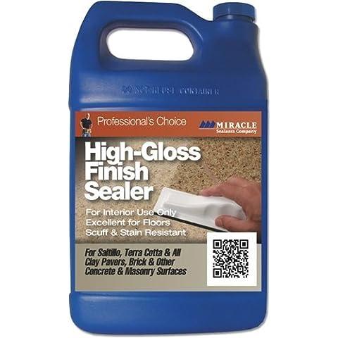 Miracle Sealants High Gloss Finish Sealer Water-Base Enhancer- Gallon by Miracle Sealants
