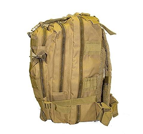 Commande Sac à dos 30L Coyote Tool Bag Sac de transport Sac à dos survivalisme EDC 2391