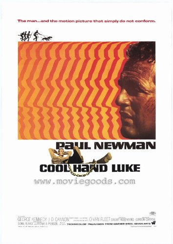 Cool Hand Luke Poster Movie 27 x 40 In -
