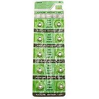 Ag1 / 364a 1.55v pila de boton alcalina (lr60) 1 uds - Compare prices on radiocontrollers.eu