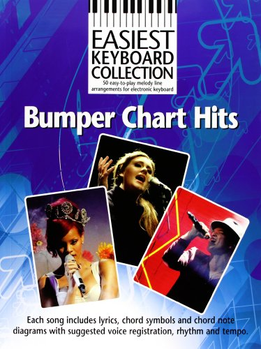 Bumper Book Easiest Keyboard Collection Very Easy Keyboard Sheet Music Book