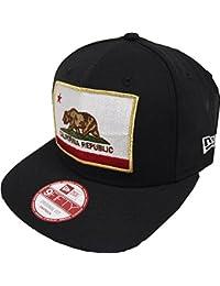 KALIFORNIEN CALI LOVE SNAPBACK HAT RETRO TRUCKER CAP CALIFORNIA REPUBLIC FLAG