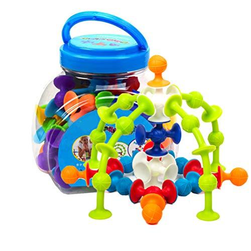 Schimer Tuddler Pegs Educational Board enthält eine Reihe von Hellen farbigen Stapeln/Montessori pädagogisches Spielzeug für Kinder + Pattern Card + Turnbeutel für die Lagerung des Spielzeugs + ebook