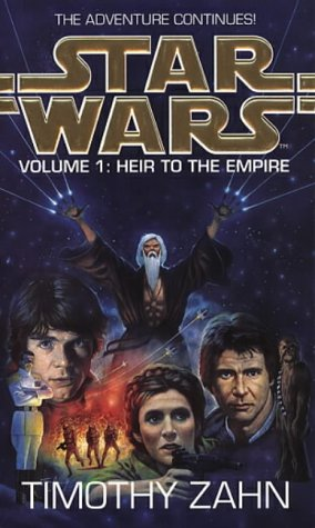 Cover of Star Wars: Heir to the Empire (The Thrawn Trilogy 1)
