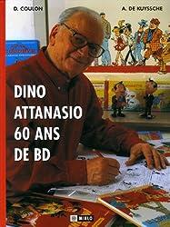 Dino Attanasio : 60 Ans de Bande Dessinée