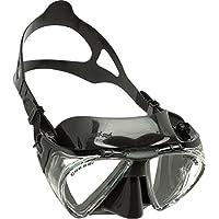 Cressi Penta - Gafas de buceo, color negro