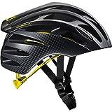 Mavic Ksyrium Pro MIPS Rennrad Fahrrad Helm schwarz/gelb 2018: Größe: M (54-59cm)