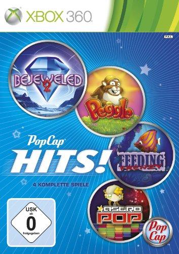 PopCap Hits! Xbox 360 Arcade-spiele